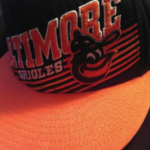 8cee0b11595 Baltimore Orioles New Era throwback snapback hat. M 587d7ec99c6fcf84f50ff65c