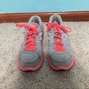 SALE!! Nike Relentless 2 Gray and Hot Pink