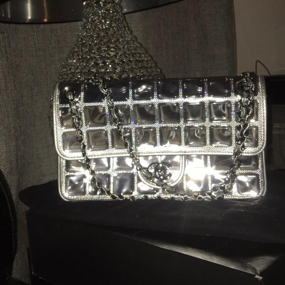 53ccbbfb4f96 CHANEL Handbags - Chanel ice cube flap bag