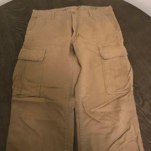 J.Crew Men's Stanton Cargo Pants size 33x34