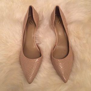 Ann Taylor nude heels