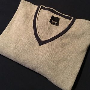 Mossimo Other - Mossimo Mens Classic V-Neck Sweater