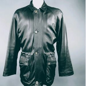 Loro Piana Other - Loro Piana Leather Jacket