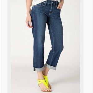 Anthropologie AG the Simona Easy Straight Leg Jean