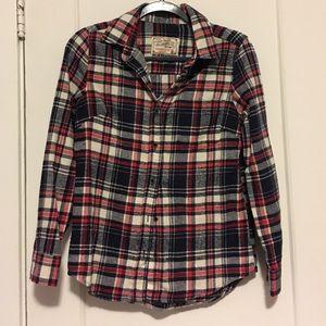 Jachs Tops - Jachs MFG co plaid shirt