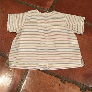 Makie Other - Makie Striped Cotton Top
