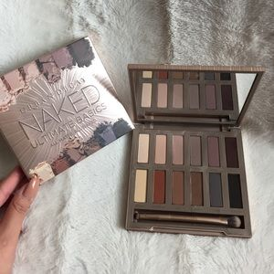 Urban Decay Other - URBAN DECAY NAKED ULTIMATE BASICS