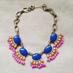 J.Crew Factory Jewelry - J. Crew statement necklace