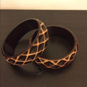 Jewelry - Set of Tribal Bracelets