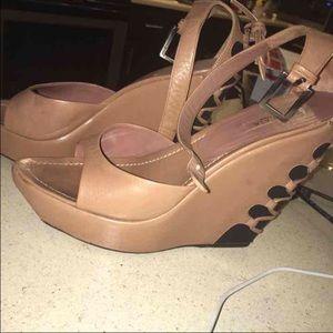 Alaia Shoes - Alaiah Wedges Size 39