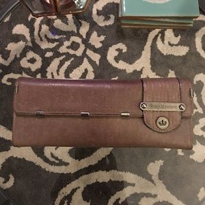 Leather Juicy Couture wallet