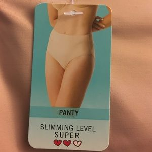SPANX Other - NWT Spanx beige spot on slimming panty in Large