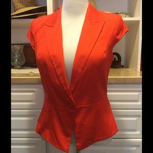 New York & Company Other - Single button, fitted vest