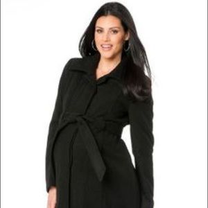 Motherhood Maternity Jackets & Blazers - Beautiful Maternity Coat!