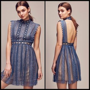 FREE PEOPLE ⛲️ Forever Lace Babydoll NWT