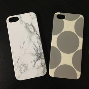 Accessories - iPhone 5s case (2pk)