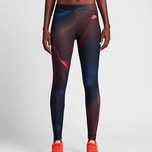NEW Nike Wave Printed Leggings SAMPLE