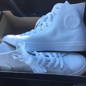 Converse Limited Edition Latex Hightops