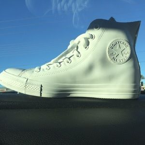 Converse Shoes - Converse Limited Edition Latex Hightops