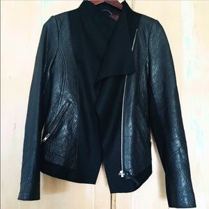Mackage Jackets & Blazers - Mackage pebbles leather jacket