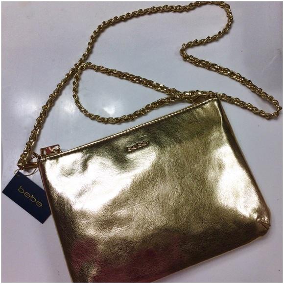 6c0cf9e98 Gold Metallic Faux Leather Foil Crossbody Bag. M_587dd6968f0fc4dbd1116259