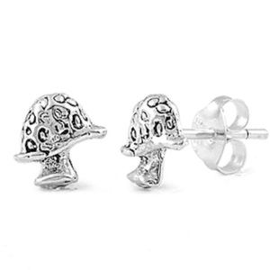 Other - 925 Sterling Silver Stud Earring