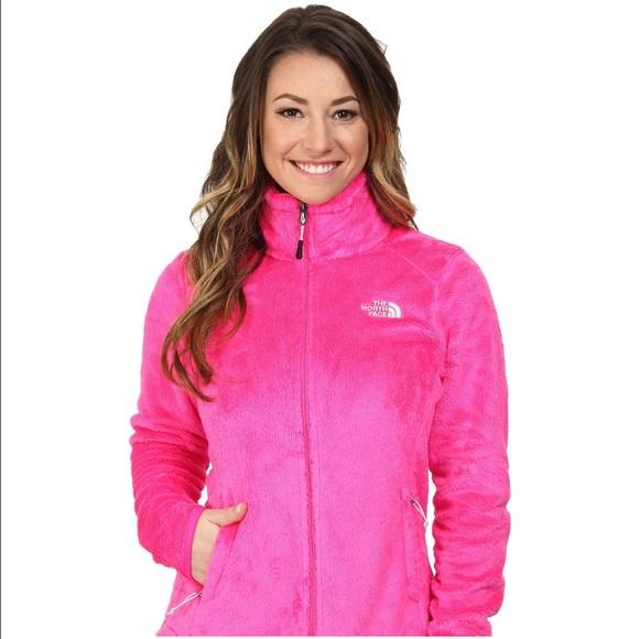 2bc40b89b ✅Hot Pink Northface Osito Jacket