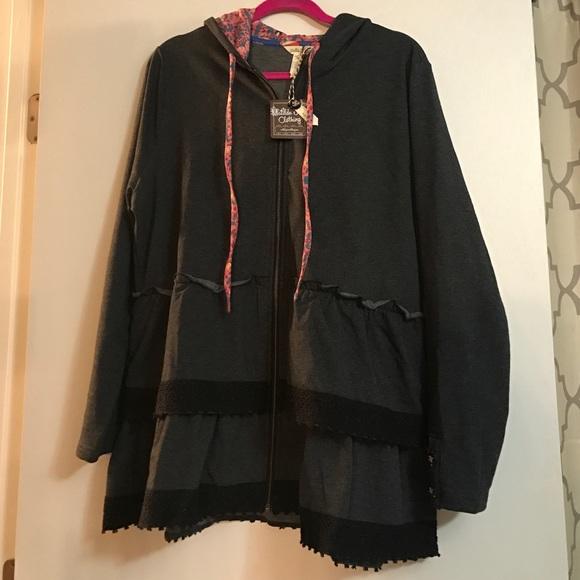 New Fashion Bnwot Tu Xl Gorgeous Jacket Coats, Jackets & Waistcoats Women's Clothing