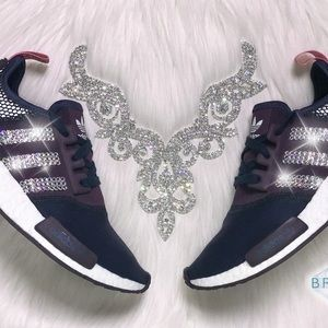 99f75bfe4e736 Adidas Shoes - Adidas NMD R1 Women s Runner Blinged w  Swarovski®