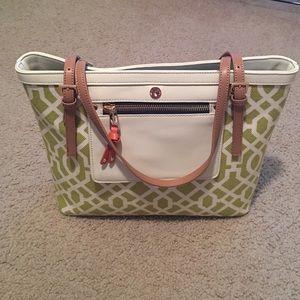 Spartina 449 Handbags - Spartina 449 Heyward Pocket Tote