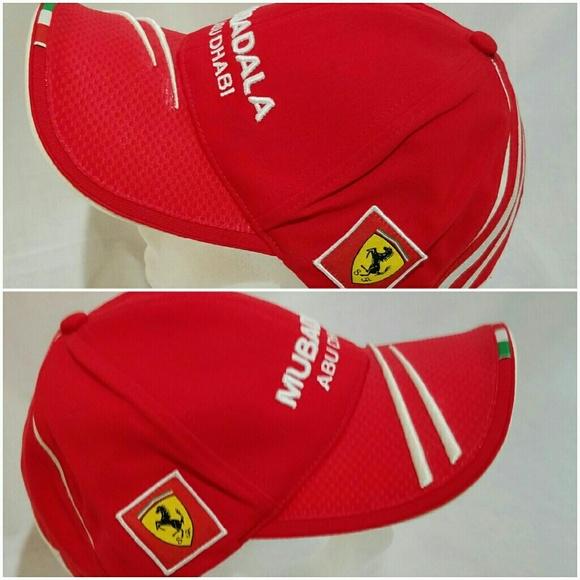 0728736f60b2a NWT Puma Ferrari Mubadala F1 Race Cap. M 587e2752bf6df5297a002a29