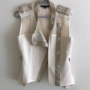 Alexander Wang Jackets & Blazers - Alexander Wang Paneled Vest