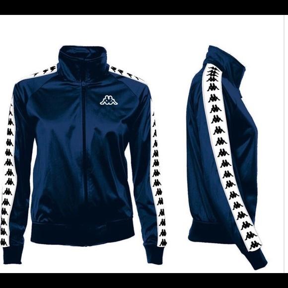 92db54dbe Kappa Banda Anniston ladies jacket NWT