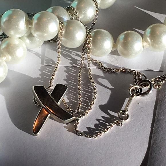 b237858db Tiffany & Co. Jewelry   Tiffany Signature X Final Sale   Poshmark