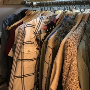 Tops - Coming soon--closet clean out sale! Stay tuned!
