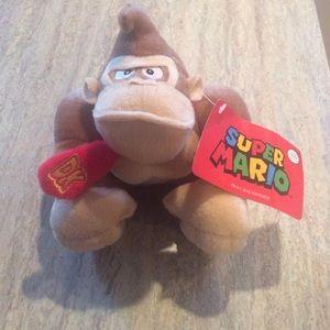 Nintendo Other - Donkey Kong plush
