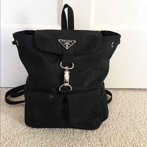 Prada Handbags - Prada Mini Backpack