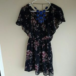 Summer Floral mini dress