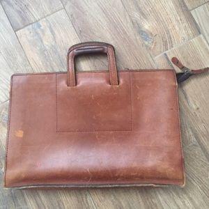 schlesinger brothers Handbags - schlesinger brothers vintage briefcase