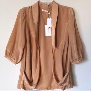 Tulle Jackets & Blazers - Lightweight Blazer / Blouse