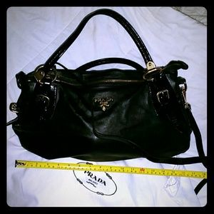 prada  Handbags - Prada sachel bag gorgeous ????????