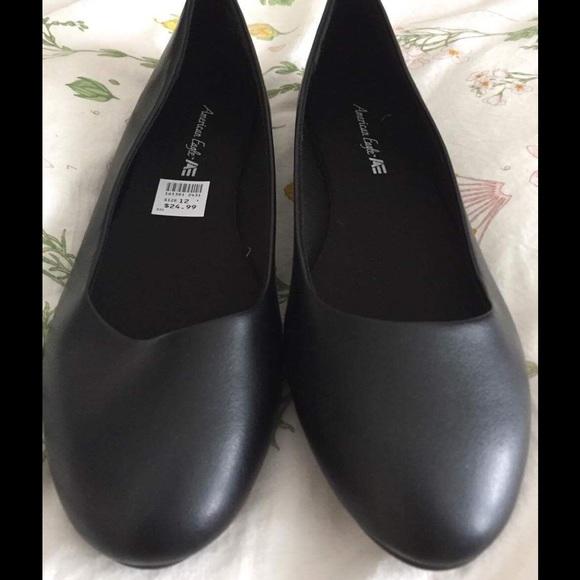 0cb322a70925e6 American Eagle by Payless Shoes | Black Flats Women Size 12 | Poshmark