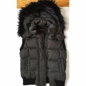 BCBGMaxAzria Jackets & Blazers - BCBGmaxazria down puffer vest