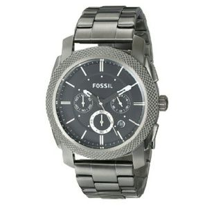 fossil Other - NWT fossil crewmaster chronograph watch