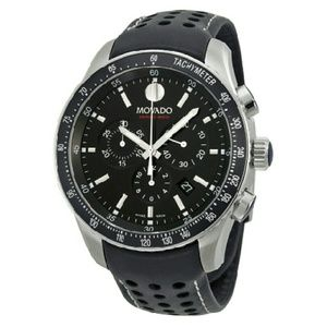 Movado Other - NWT Movado $1,700 chronograph watch