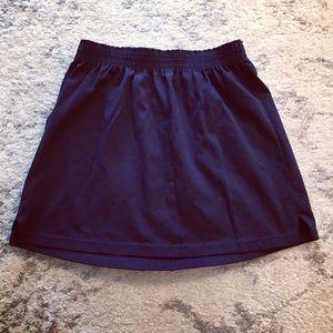Soffe Dresses & Skirts - Navy blue cotton Soffe skirt