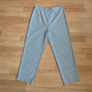 TSE Pants - TSE Grey Wool Ankle Pants Size 12