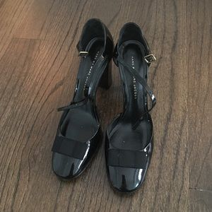 Marc by Marc Jacobs high heels with bow