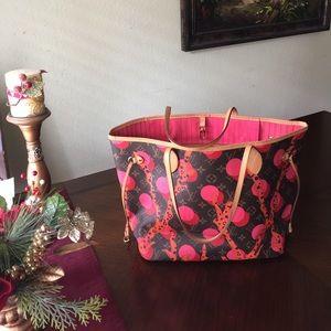 Louis Vuitton Handbags - 🌺100% Louis Vuitton Ramaged Limited Neverfull MM
