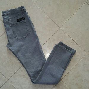 Authentic Burberry London jeans gray